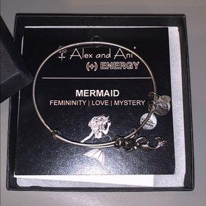 Alex and Ani Mermaid